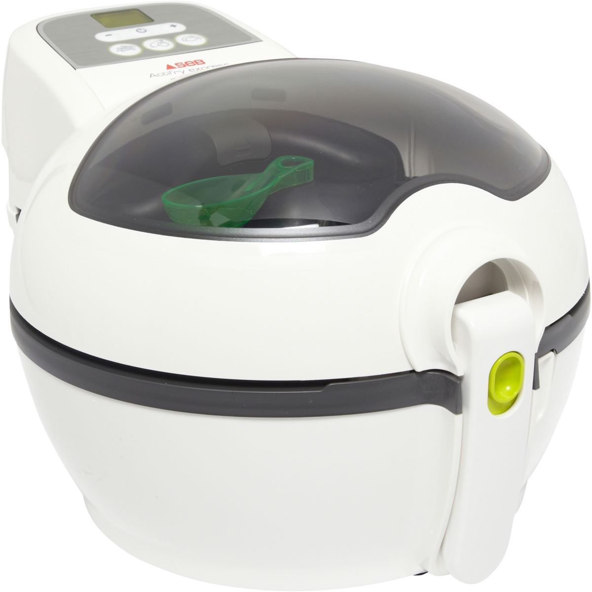 Friteuse SEB FZ750000 ACTIFRY EXPRESS 1KG BLANCHE