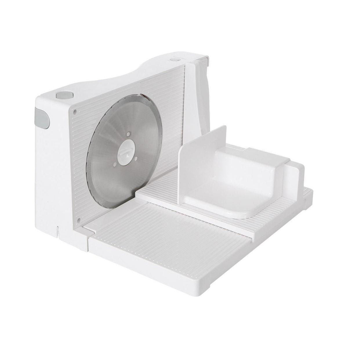 Trancheuse électrique SEB 856604 TRA TRANCHEUSE PLAST BLC EUR