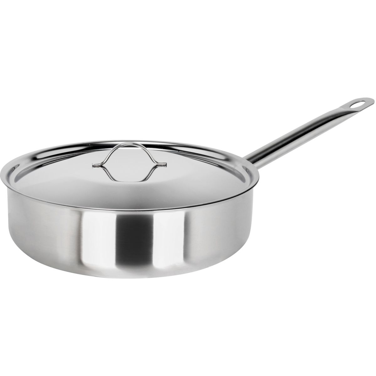 Sauteuse SITRAM Inox gamme professionell