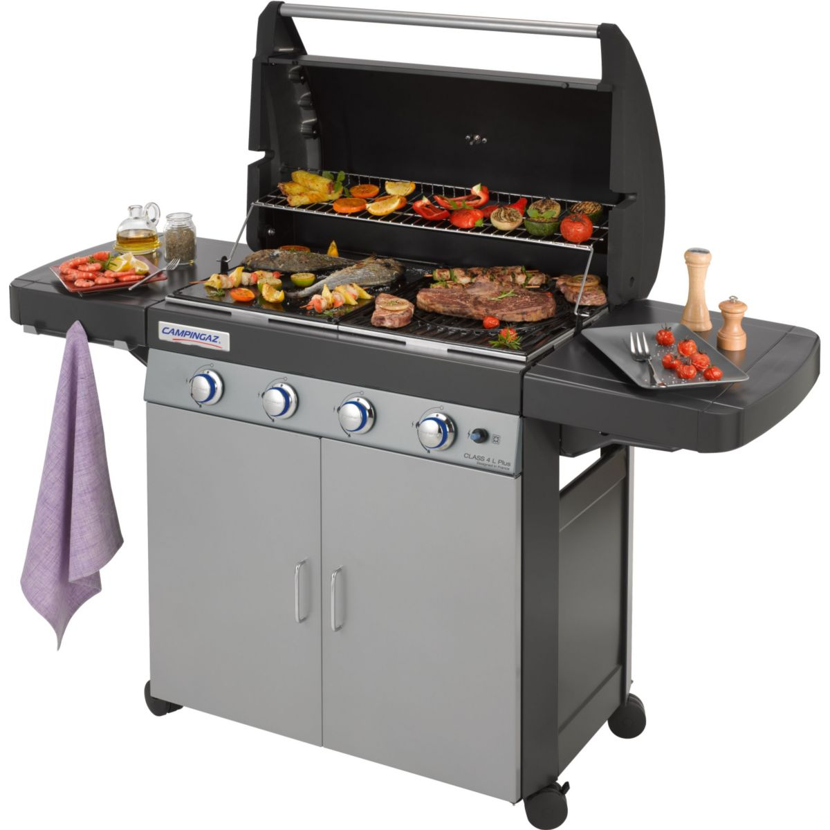 Barbecue Gaz CAMPINGAZ 4 L PLUS (photo)
