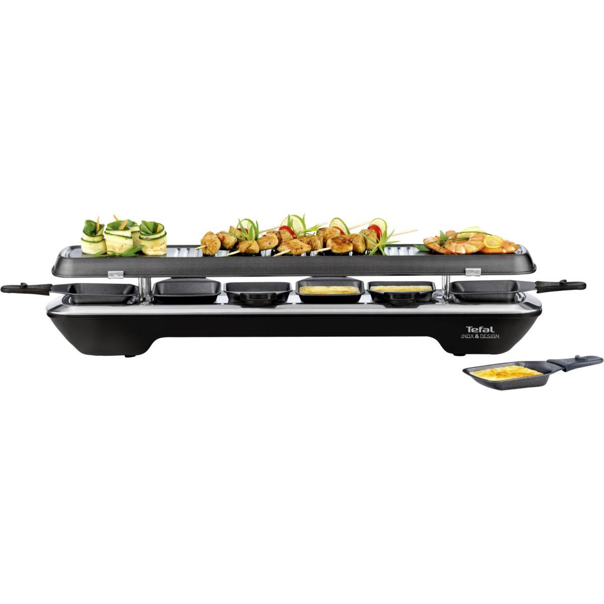 Raclette TEFAL SIMPLY LINE INOX RE522812