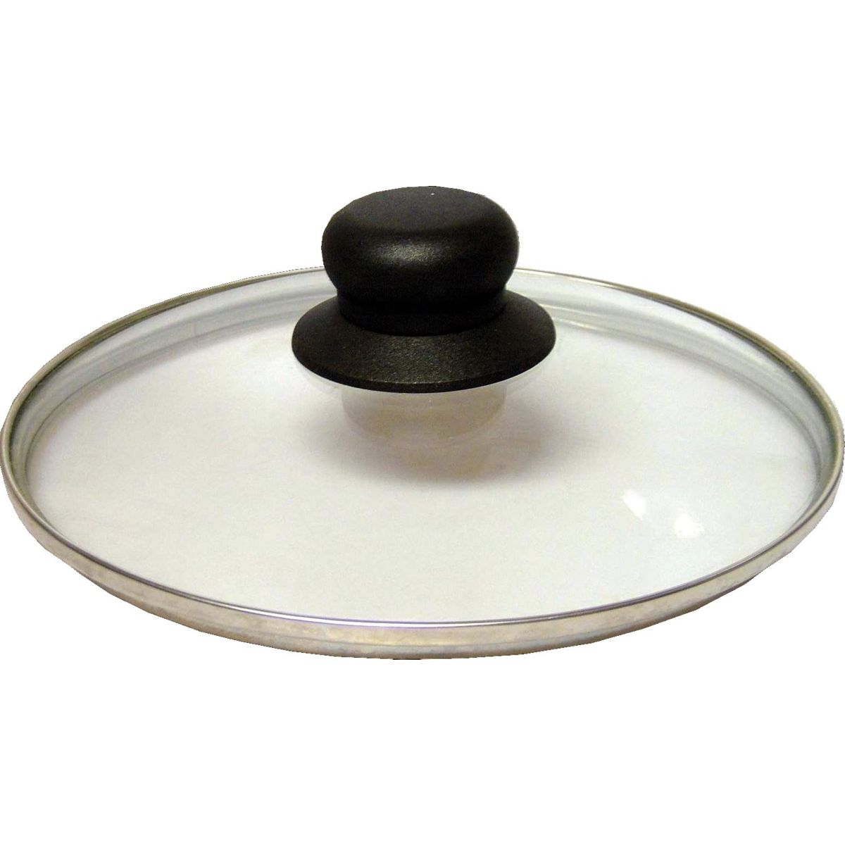 Couvercle BAUMALU en verre diam 20 cm