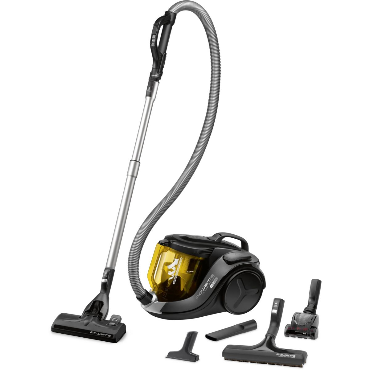 Aspirateur sans sac ROWENTA RO6984EA X-trem Power Cyclonic