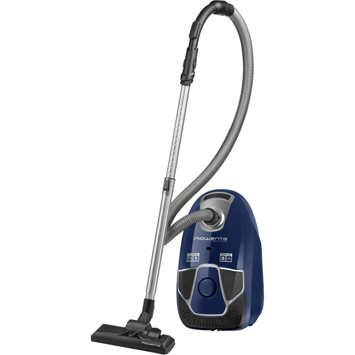 Aspirateur avec sac ROWENTA RO6821EA X-trem power (photo)