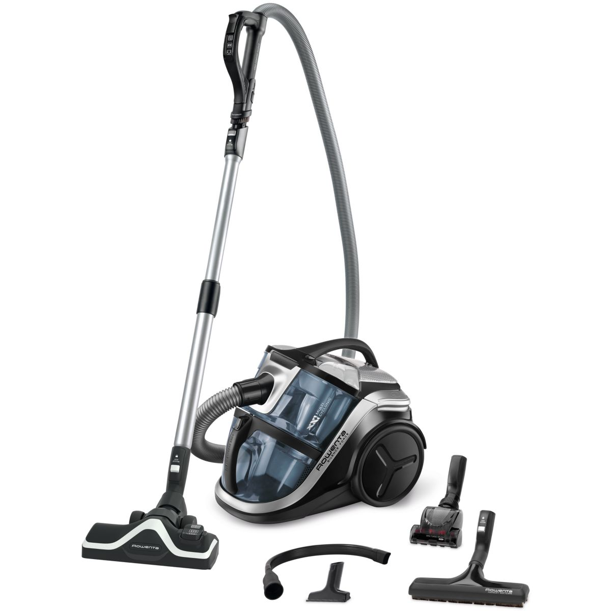 Aspirateur sans sac ROWENTA RO8376EA SF Multi cyclonic Home and car