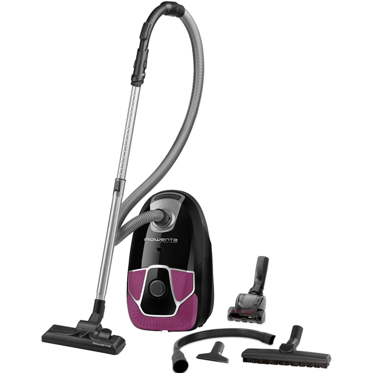Aspirateur avec sac ROWENTA RO6879EA X-trem power 3A+ (photo)