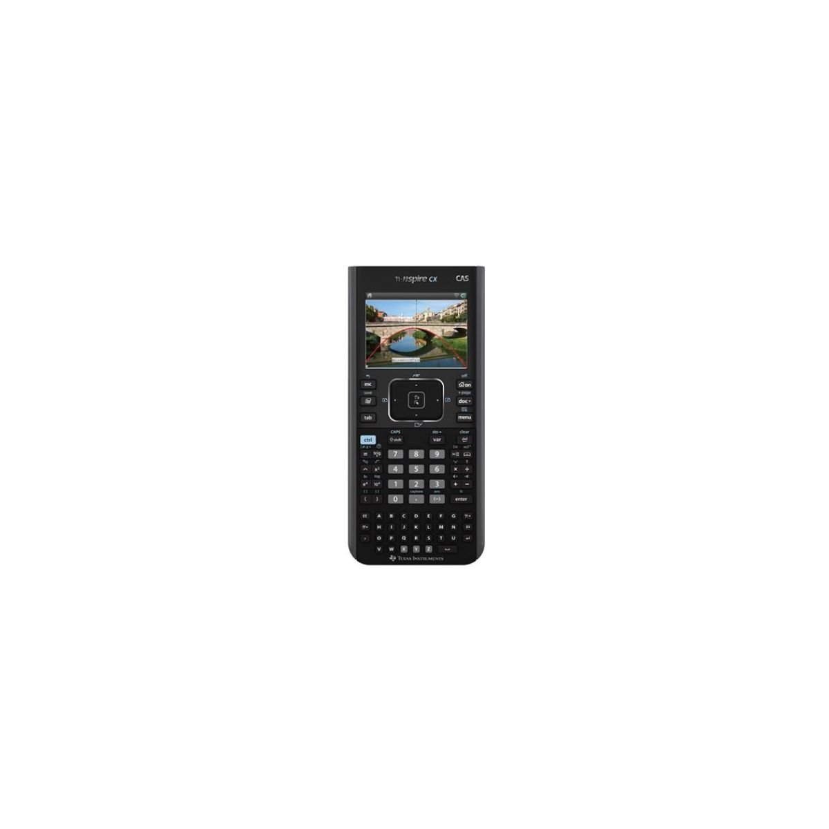 Calculatrice scientifique TEXAS INSTRUMENTS TI-Nspire (photo)
