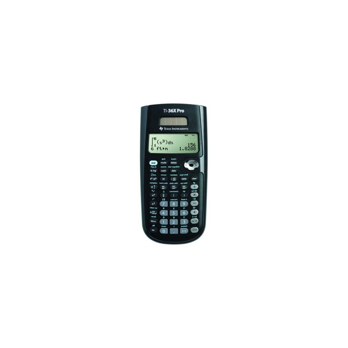 Calculatrice scientifique TEXAS INSTRUMENTS TI-36X Pro (photo)