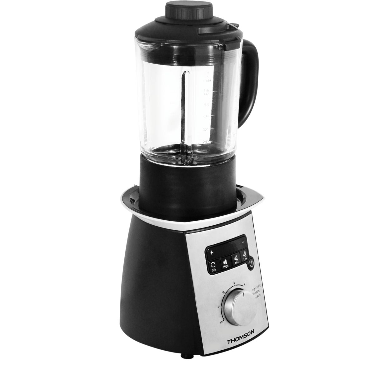 Blender chauffant THOMSON SOUP MAKER GENI MIX + LIVRE DE RECET...