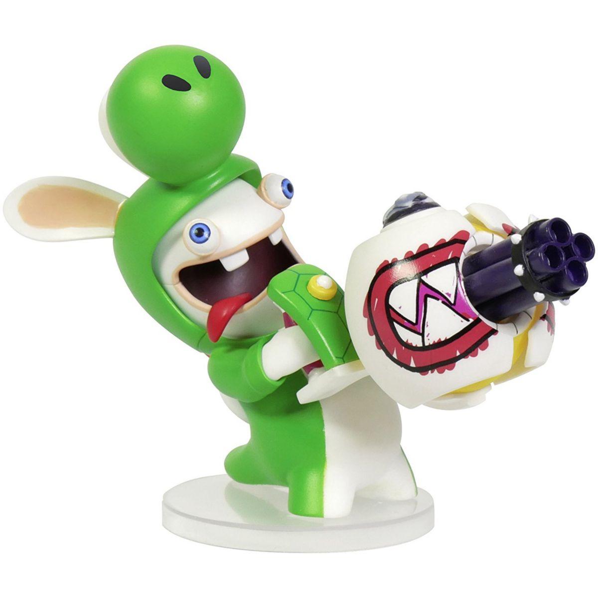 Figurine UBISOFT Mario + Lapins Crétins - Yoshi 8cm