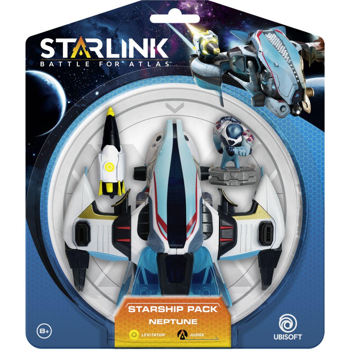 Jouet connecté UBISOFT Starlink Pack vaisseaux Neptune (photo)