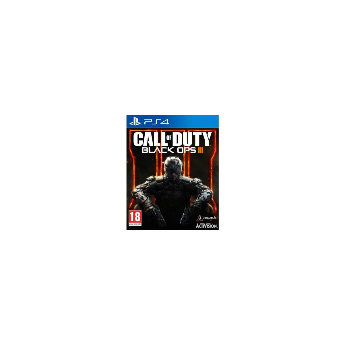 Jeu PS4 ACTIVISION Call Of Duty Black Ops 3 (photo)