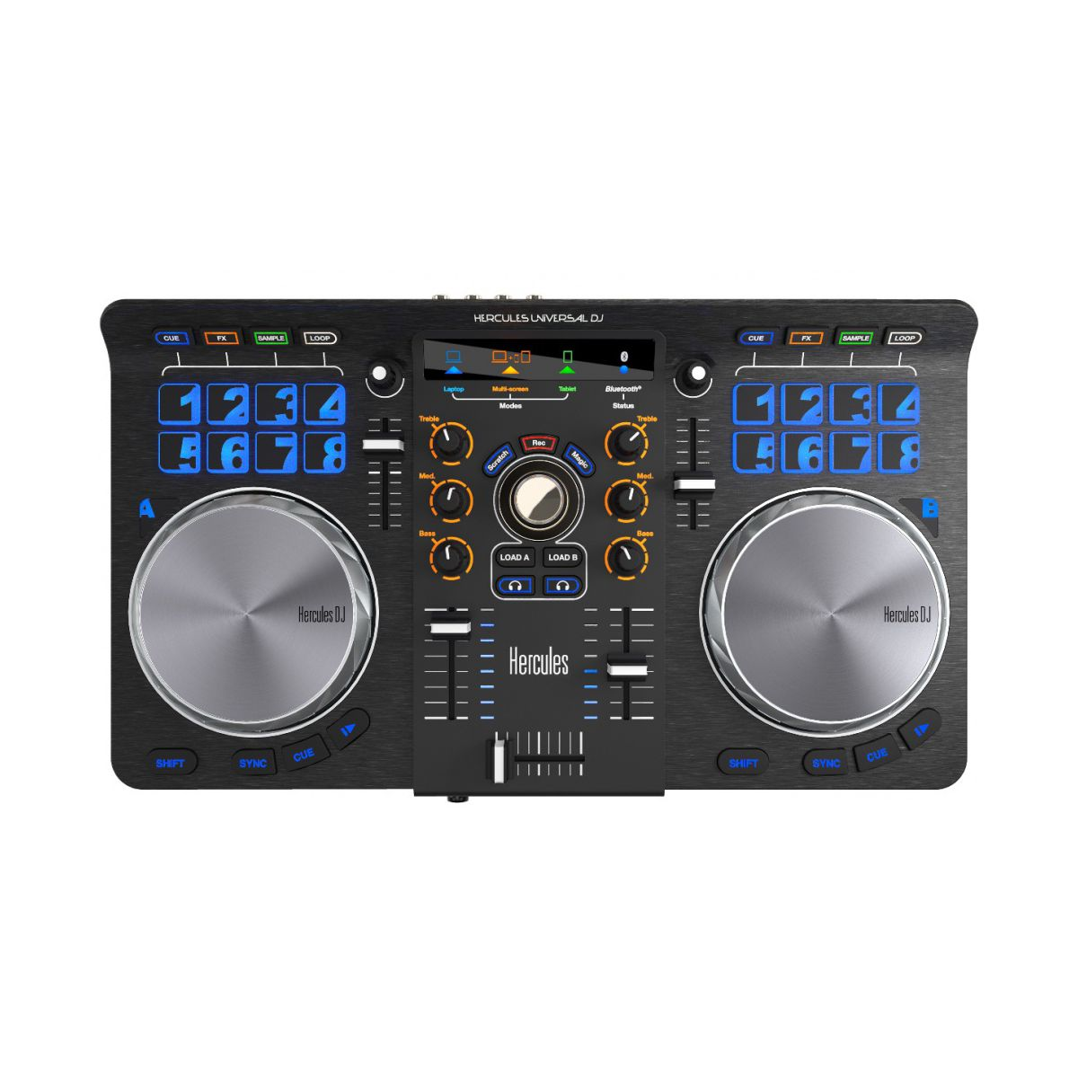 Table de mixage HERCULES UNIVERSAL DJ (photo)