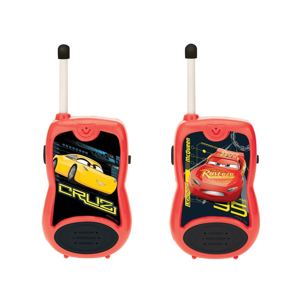 Talkie walkie LEXIBOOK TW12 Disney Cars (photo)