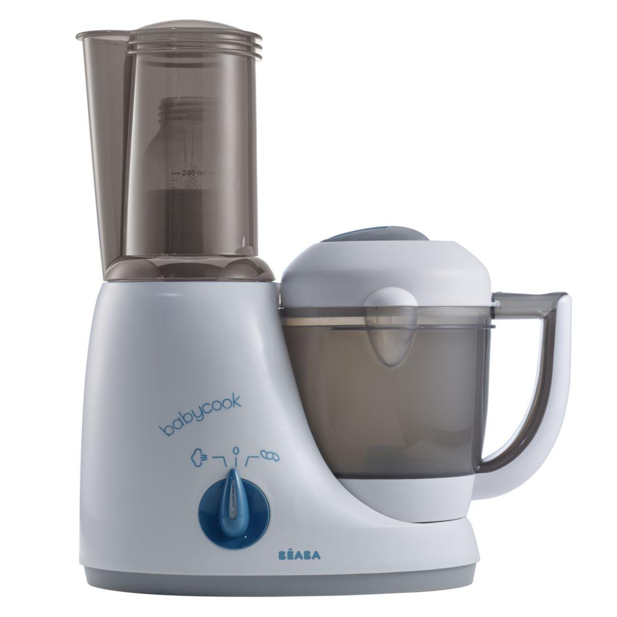 Mixeur cuiseur BEABA 912459 Babycook Original Plus Grey/Blue