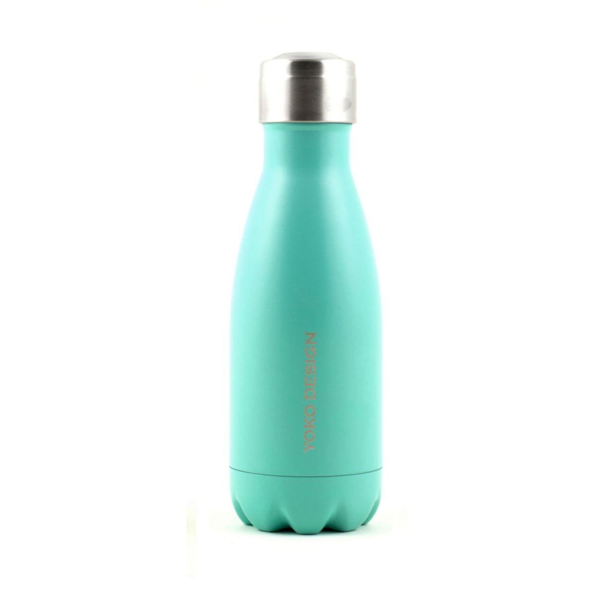 BOUTEILLE YOKO isotherme 260 ml Turquois (photo)
