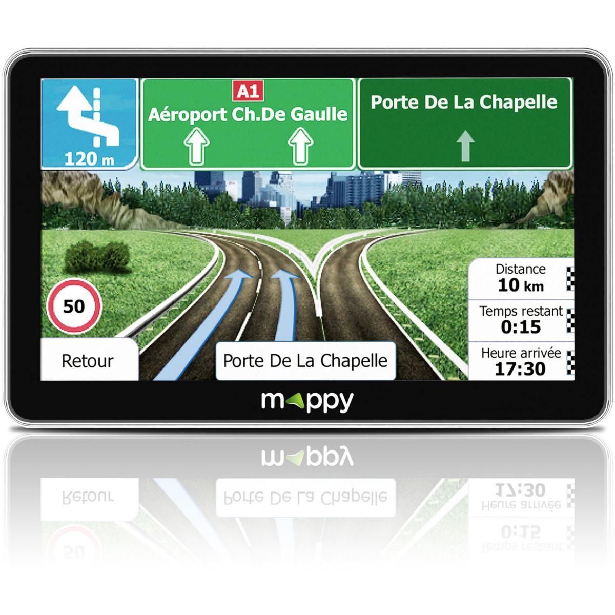 GPS MAPPY Maxi X755 Truck