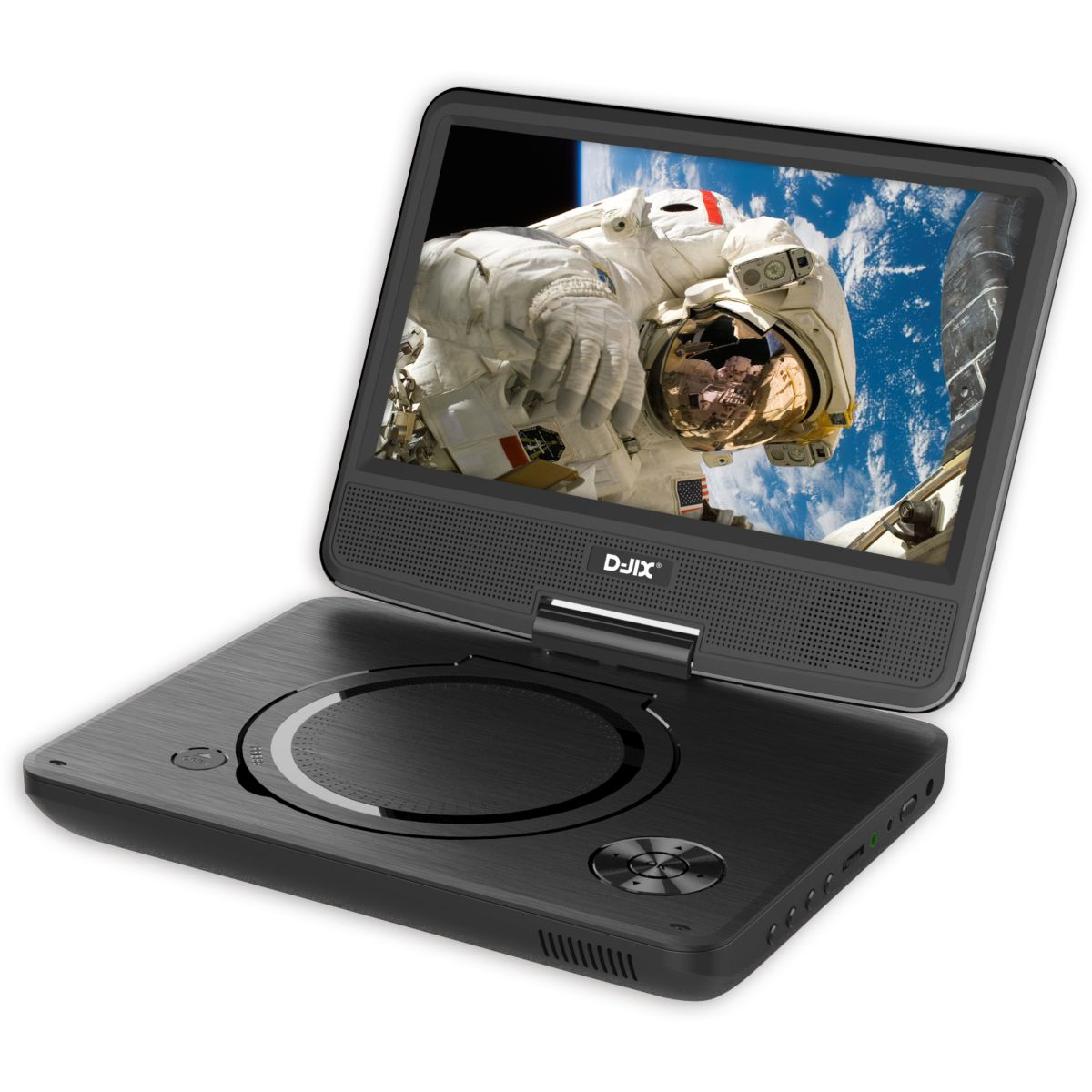 DVD Portable D-JIX PVS 906-20