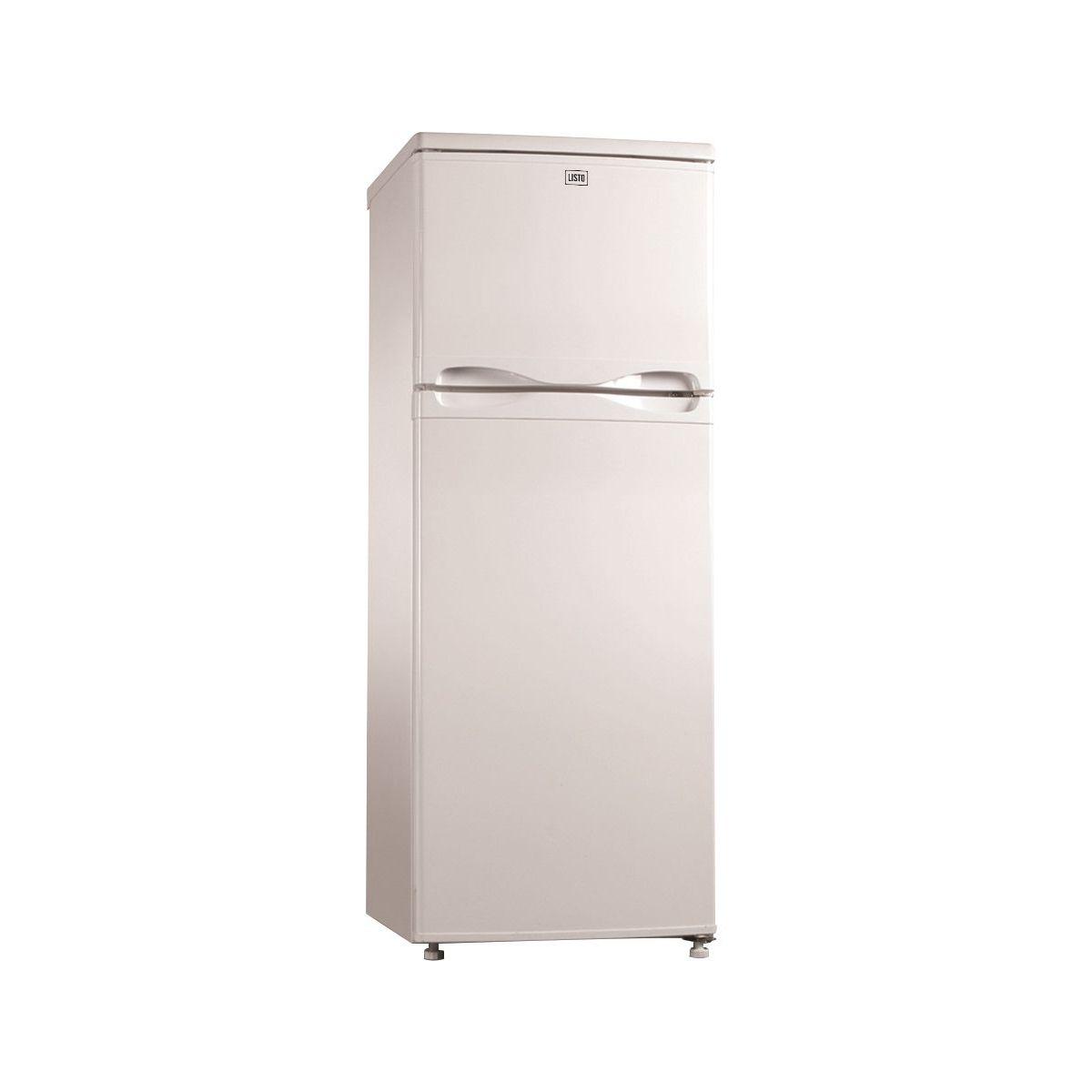 Réfrigérateur congélateur en haut LISTO RDL 145-55b1 (photo)