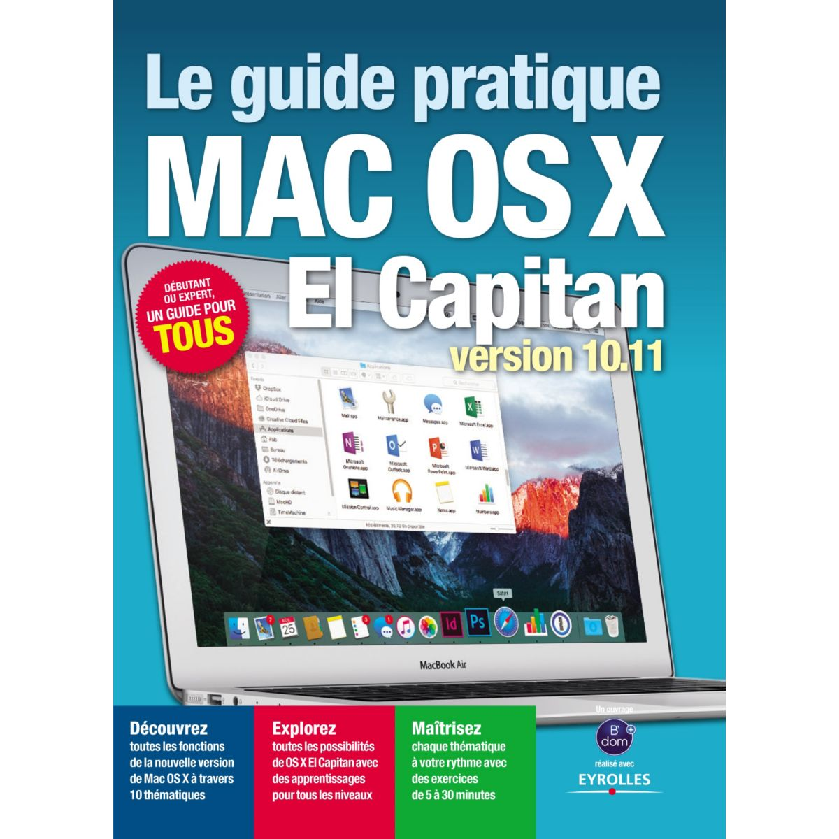 Librairie informatique BDOM+ L'univers Ordi Apple v2 (photo)