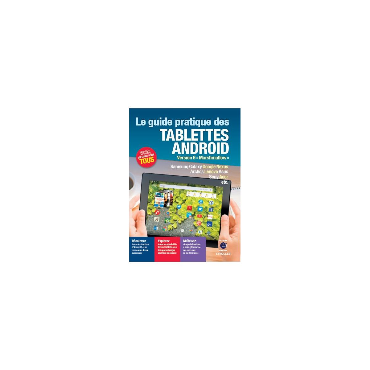 Librairie informatique BDOM+ L'univers Tablette Android v3 (photo)
