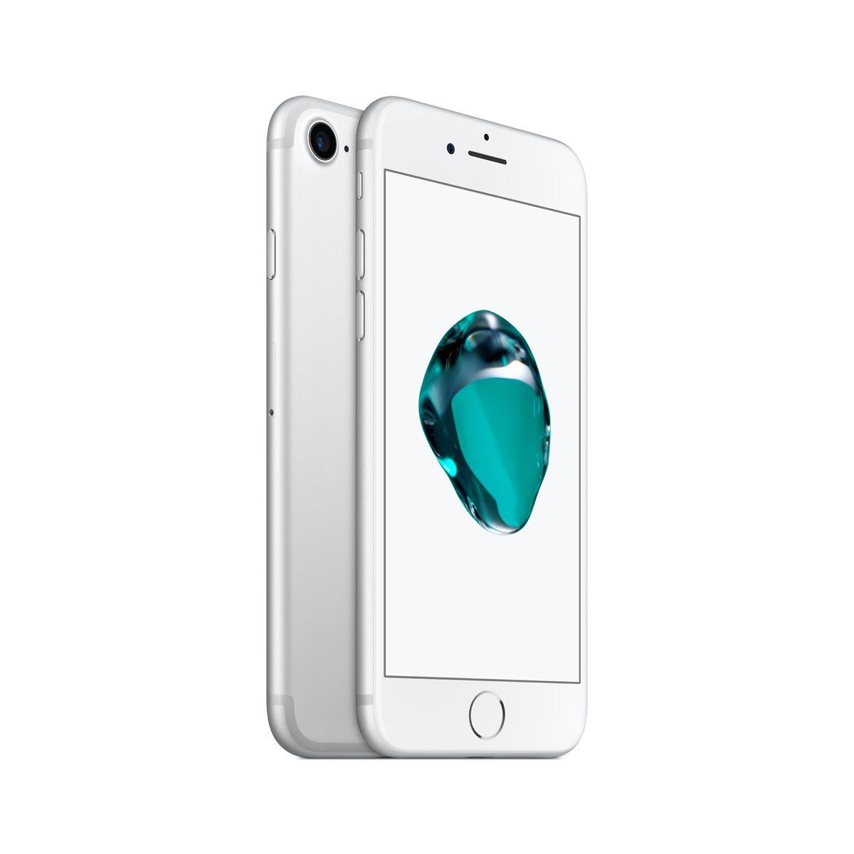 APPLE iPhone 7 32Go Argent (photo)