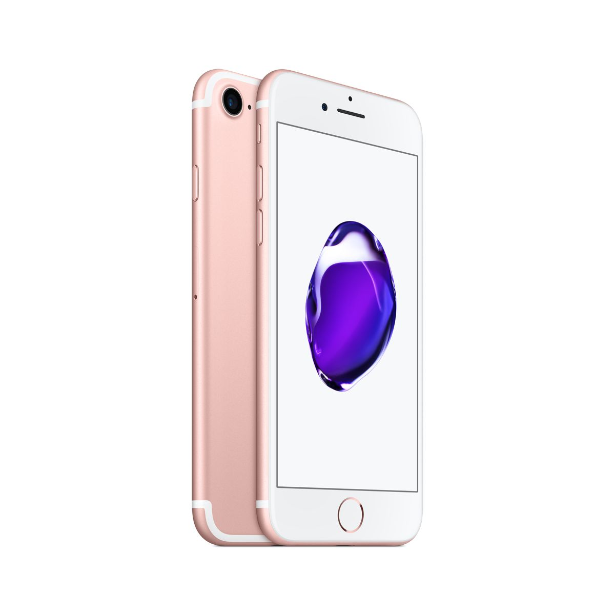 APPLE iPhone 7 128Go Or rose (photo)
