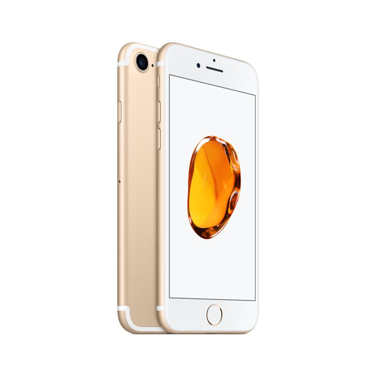 APPLE iPhone 7 256Go Or (photo)