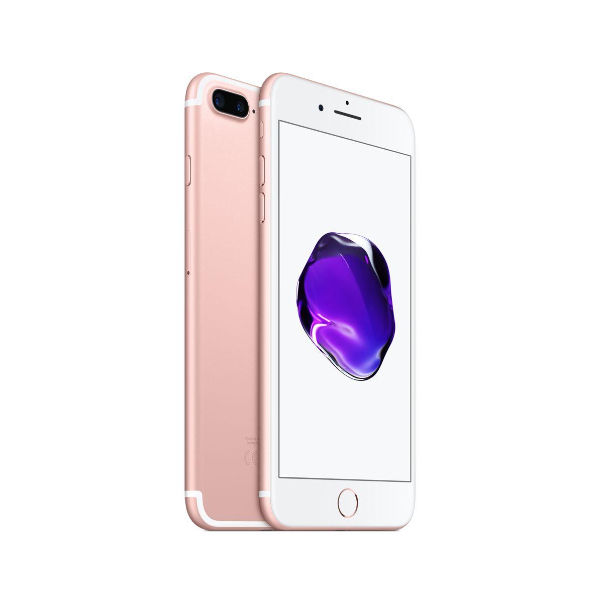 APPLE iPhone 7 Plus 32Go Or rose (photo)