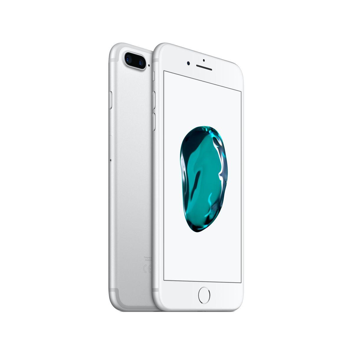 APPLE iPhone 7 Plus 128Go Argent (photo)