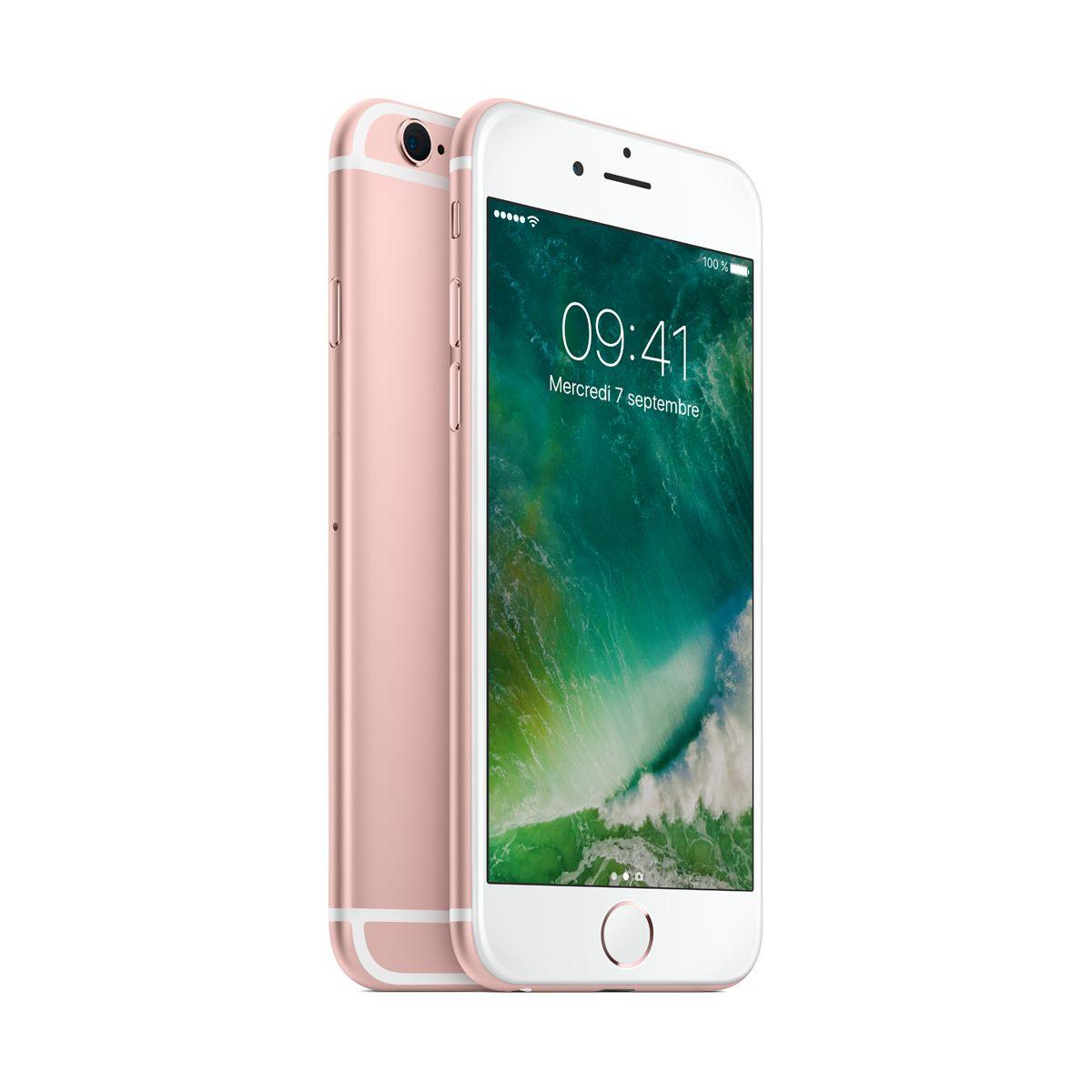 APPLE iPhone 6S 32Go Or (photo)