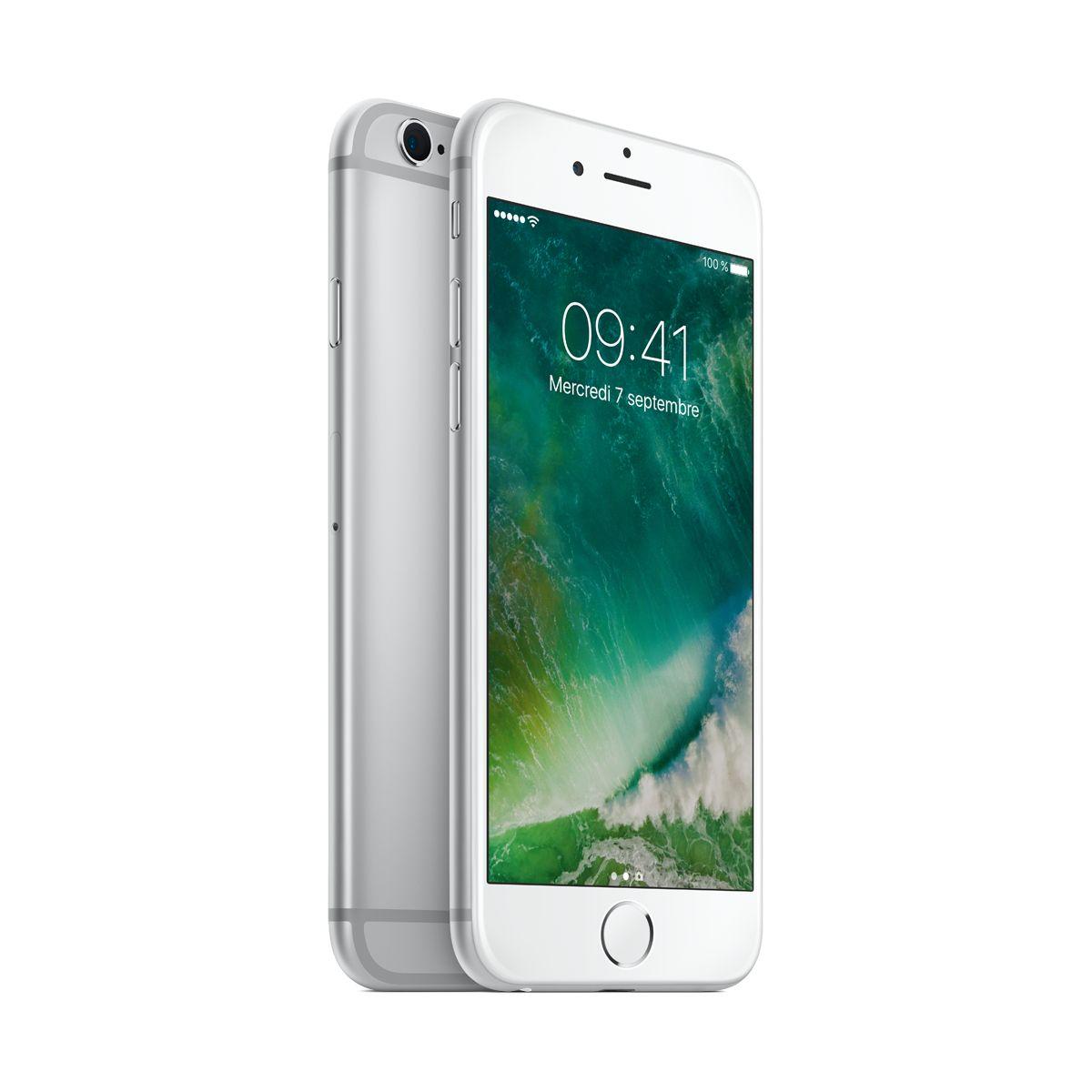 APPLE iPhone 6S 32Go Argent (photo)