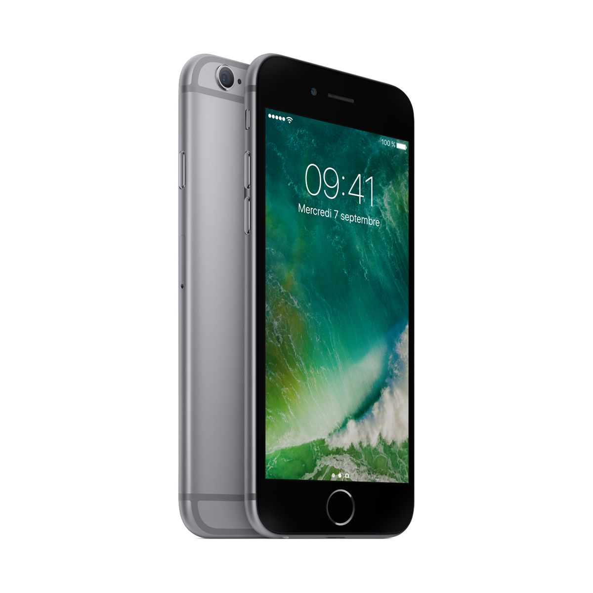APPLE iPhone 6S 32Go Gris sidéral (photo)