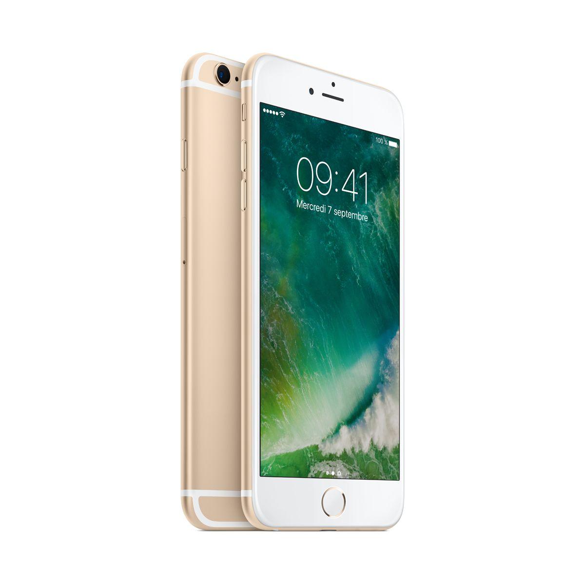 APPLE iPhone 6S Plus 32Go Or (photo)