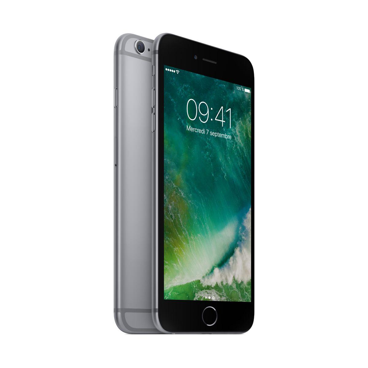 APPLE iPhone 6S Plus 32Go Gris sidéral (photo)