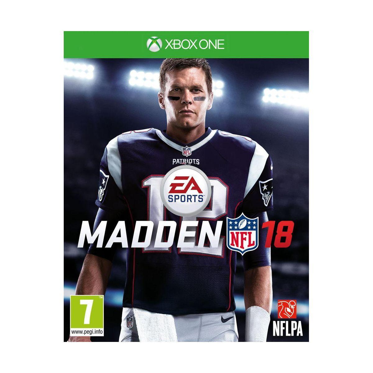 Jeu Xbox One ELECTRONIC ARTS Madden NFL 18