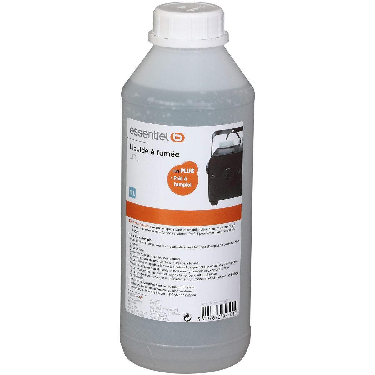 Accessoire ESSENTIELB Liquide à fumée 1L (photo)