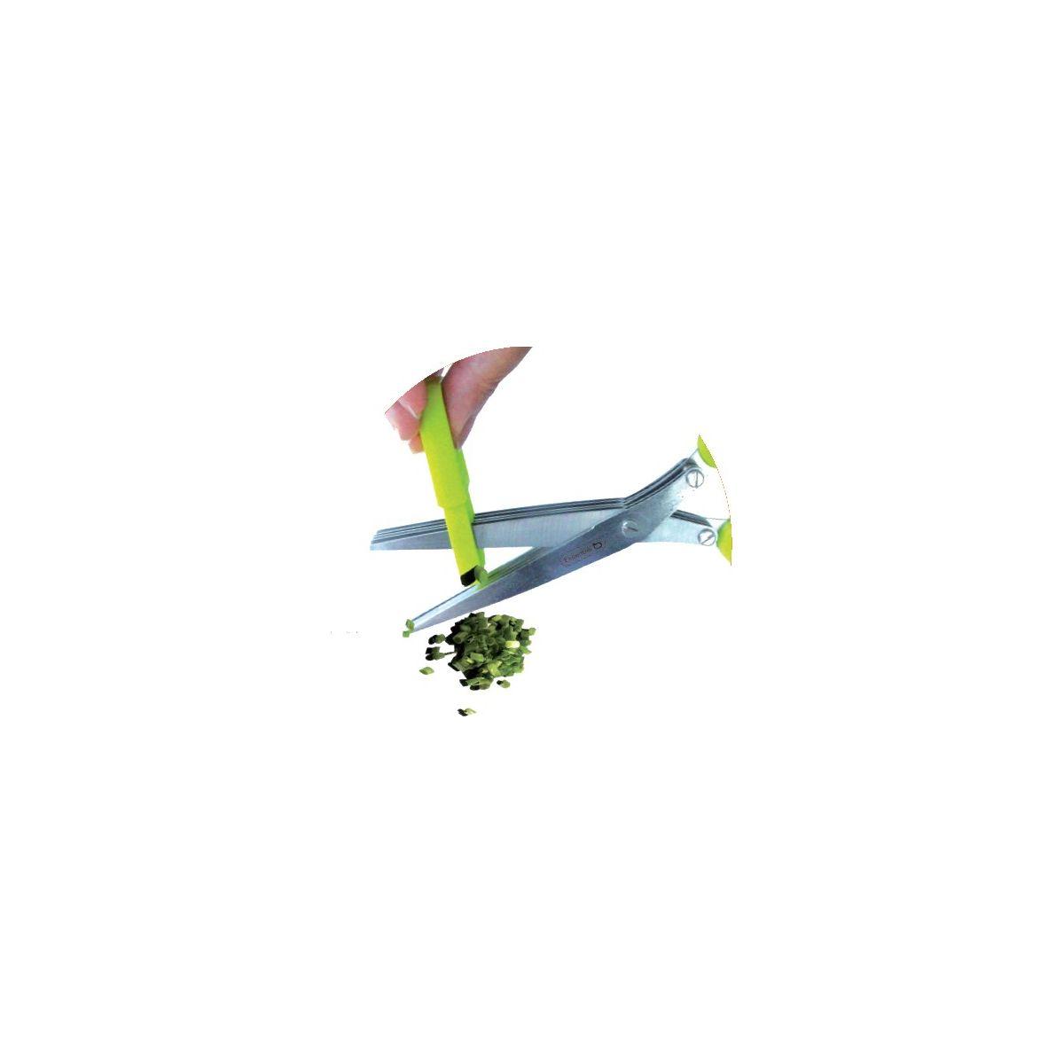 ciseaux ESSENTIELB à fines herbes avec p (photo)