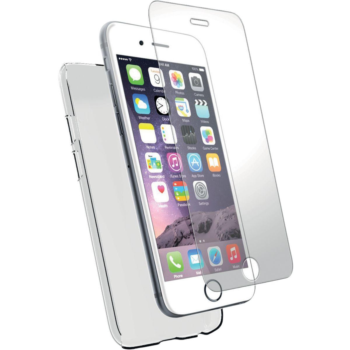 Coque ESSENTIELB Pack coque+ PE VT iPhone 6/6S