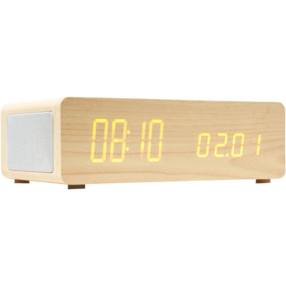 Radio réveil ESSENTIELB Connect up Bluetooth (photo)