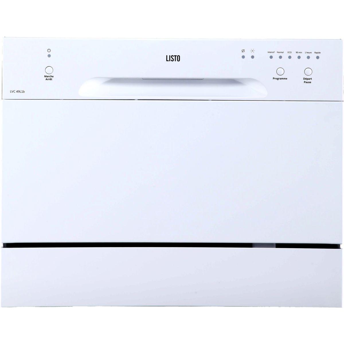 Lave Vaisselle Frontal LISTO LVC49 L1b (photo)