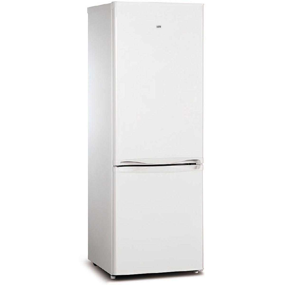 Réfrigérateur congélateur en bas LISTO RCL160-50b1