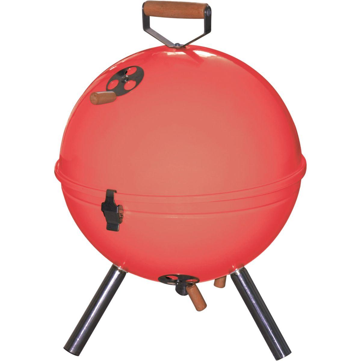 Barbecue ESSENTIELB Little Sphere Fushia (photo)