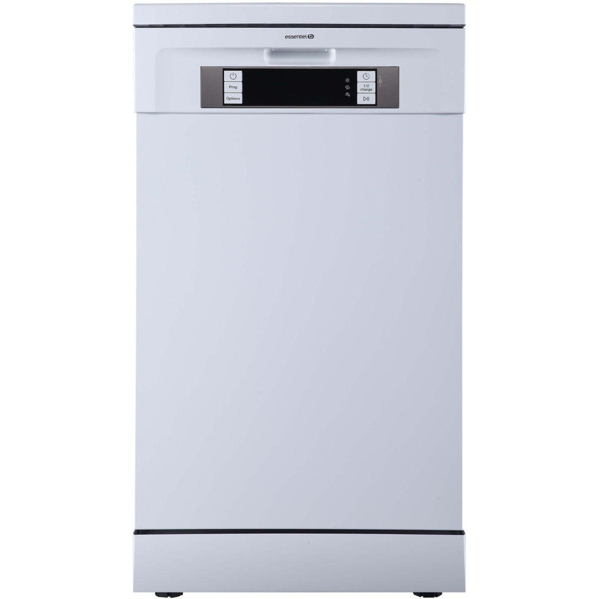 Lave-vaisselle 45cm ESSENTIELB ELave-vaisselleS3-441b (photo)
