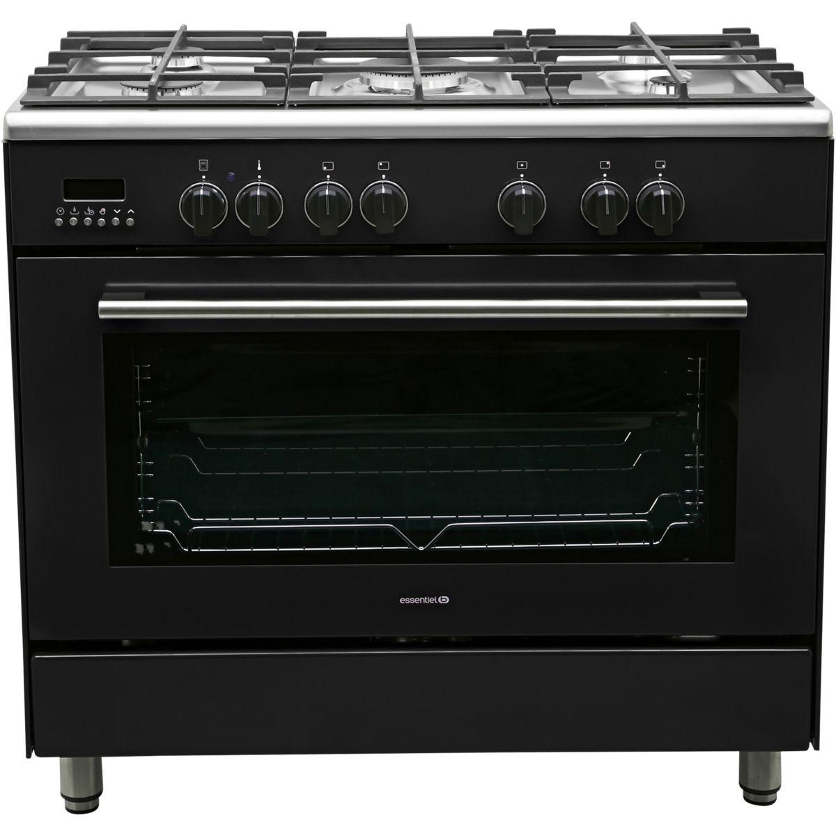 Piano de cuisson mixte ESSENTIELB EMCG 914n