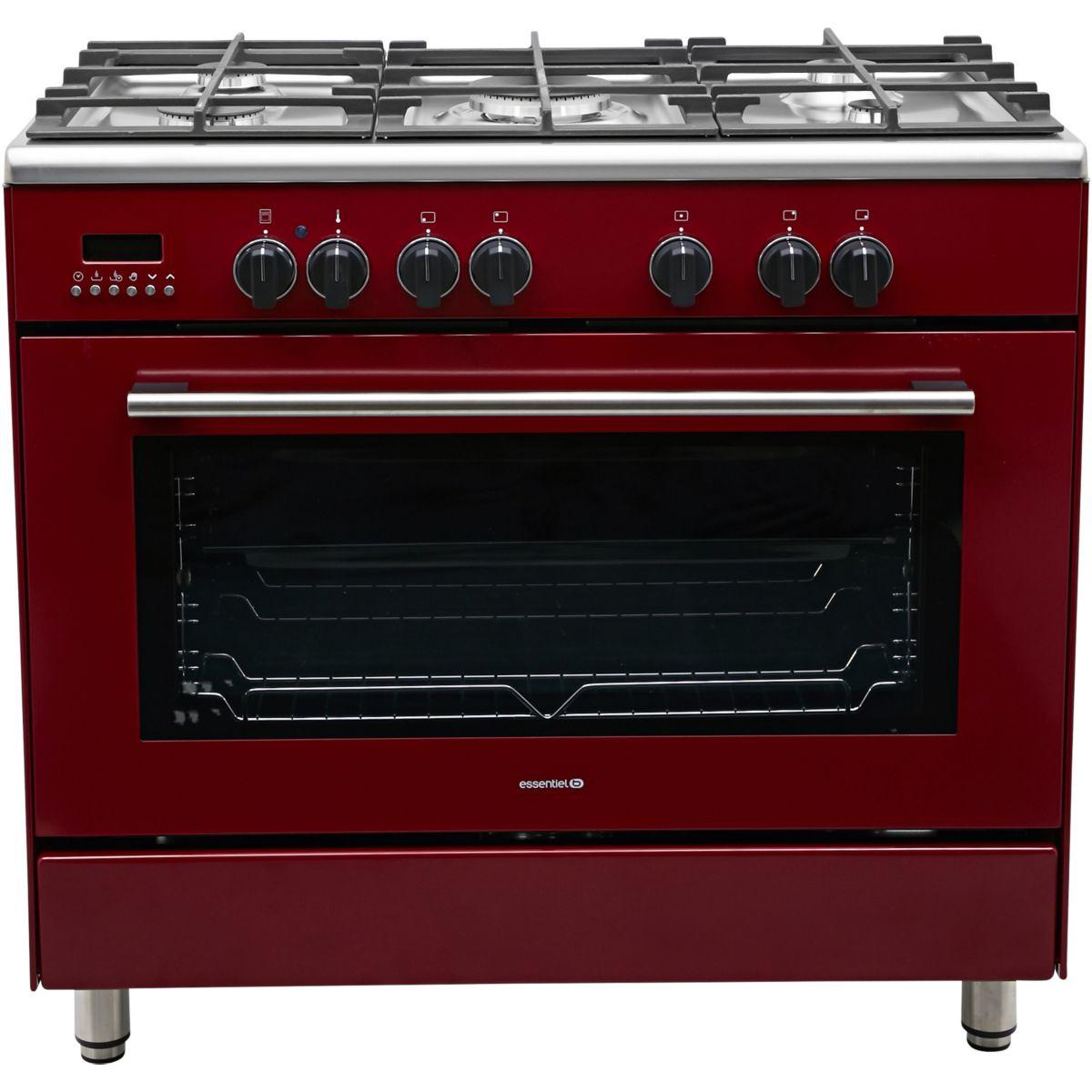 Piano de cuisson mixte ESSENTIELB EMCG 914r