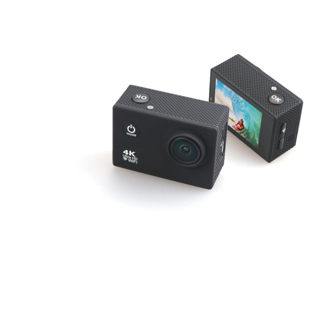 Caméra sport HD ESSENTIELB Caméra sport 4K