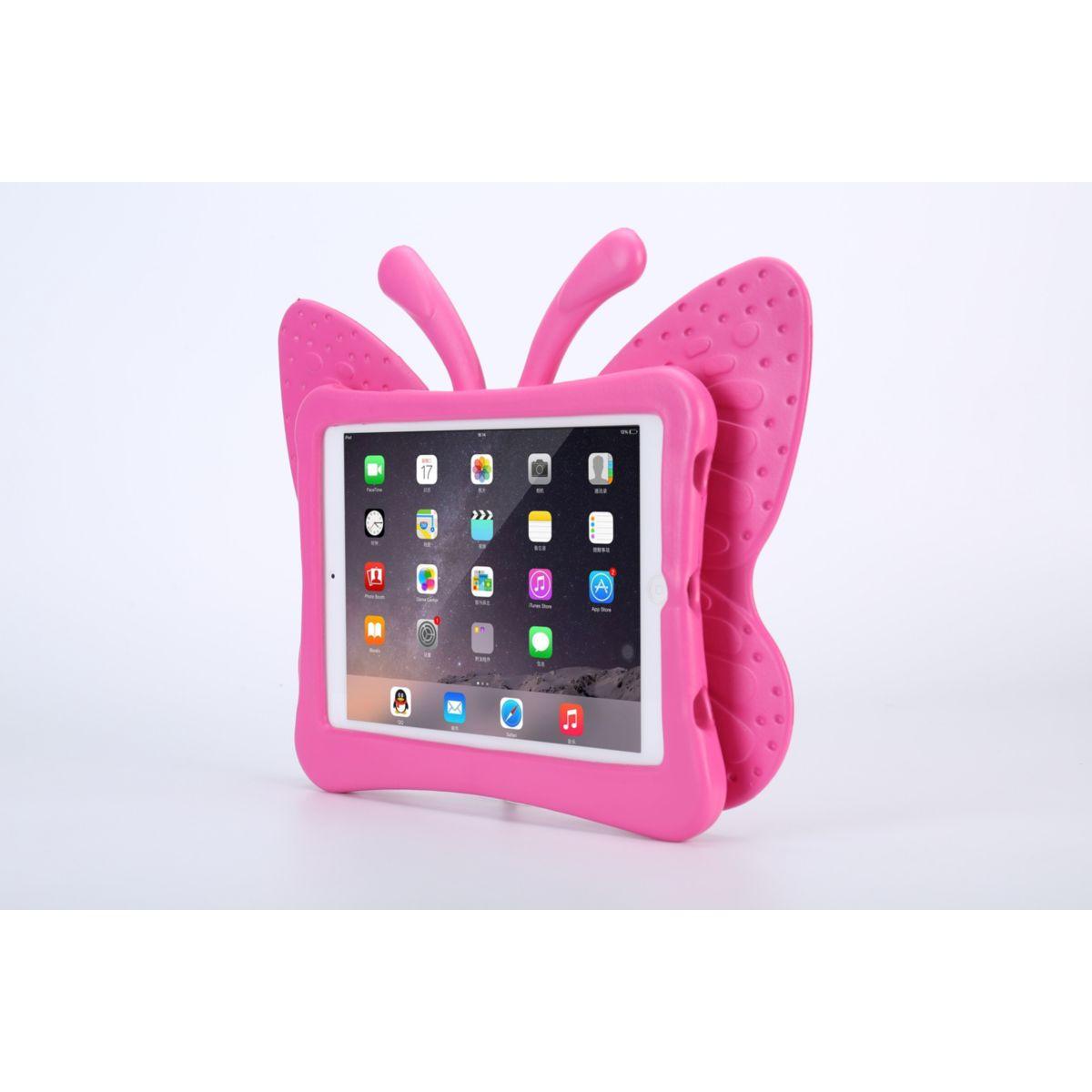 Etui tablette ESSENTIELB Tablette enfant iPad 9.7'' rose (photo)