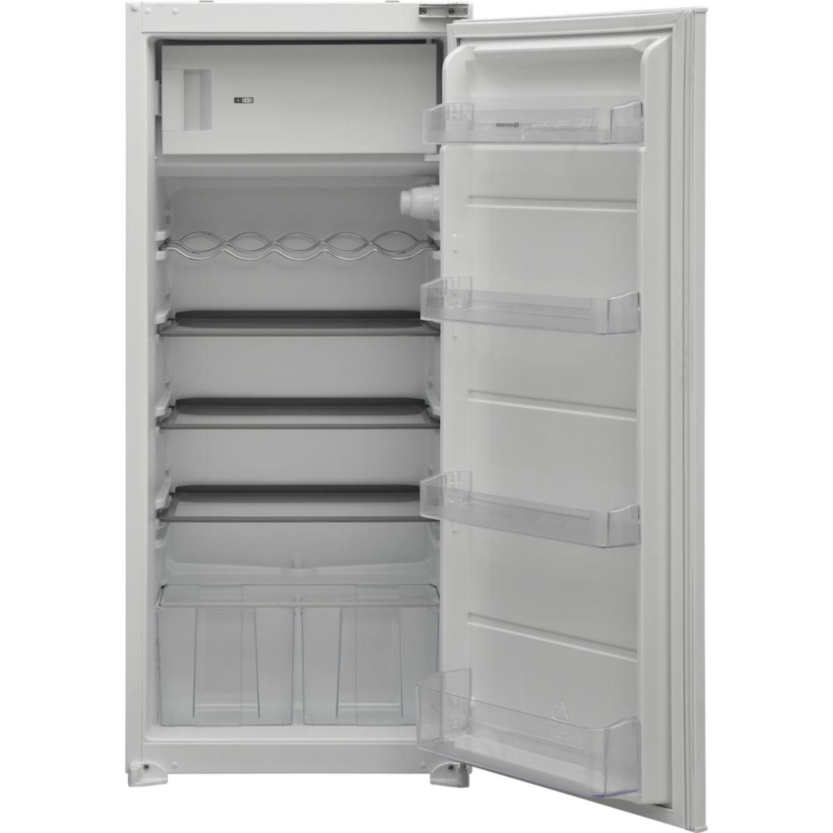 Réfrigérateur 1 porte encastrable ESSENTIELB ERFI 193