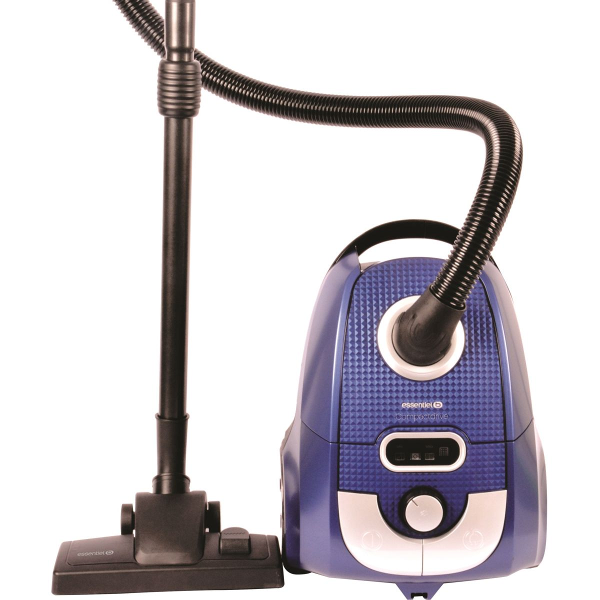 Aspirateur avec sac ESSENTIELB EAT 681CD COMPACTDRIVE (photo)